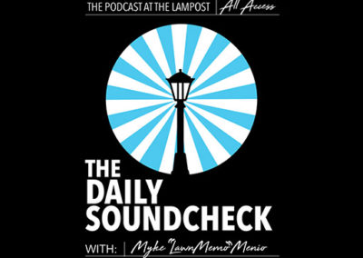The Daily Soundcheck