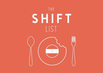 The Shift List