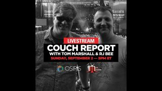 Couch Report — Tom Marshall and Friends — Sunday Dick's!