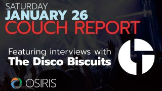 Couch Report w/Barber of The Disco Biscuits