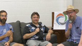 Osiris InnerViews: Ronnie McCoury & Alan Bartram #DelFest #RonnieMcCoury #InnerViews