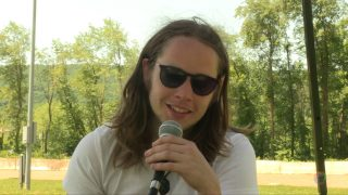 Osiris InnerViews: Billy Strings #DelFest #BillyStrings #InnerViews