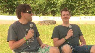 Osiris InnerViews: Kyle Hollingsworth #DelFest #SCI #InnerViews