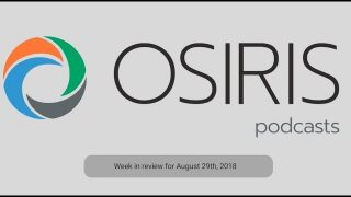Osiris Update — New Podcasts, Couch Report, Trey Video!