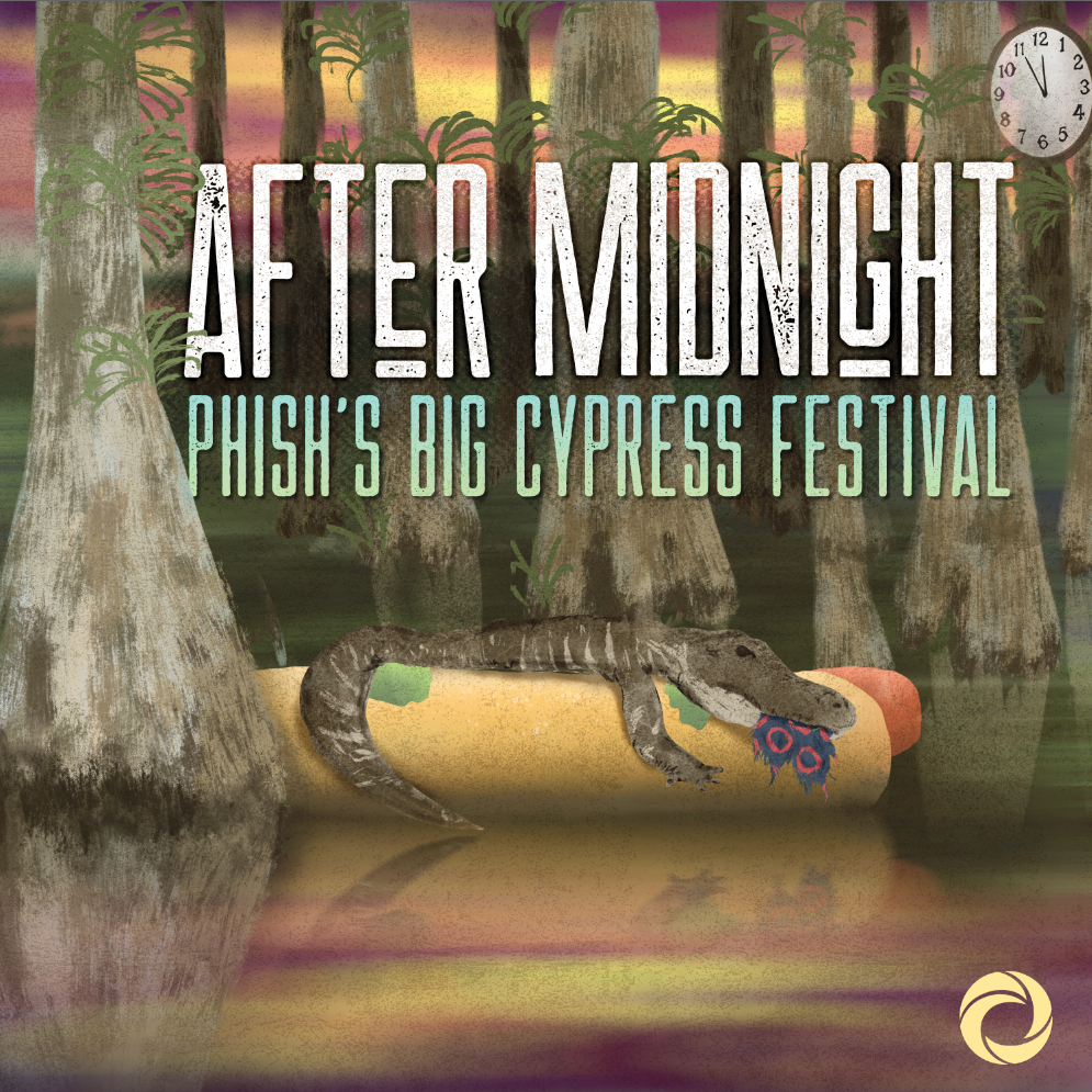 After Midnight Phish's Big Cypress Festival