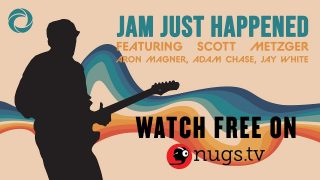 Jam Just Happened: Scott Metzger/Aron Magner/Adam Chase/Jay White live from NYC on 12/6/19