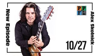 Alex Skolnick: Past, Present, Future, Live!