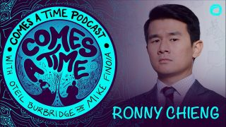 Comes A Time: Ronny Cheing