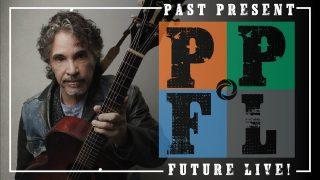 John Oates: Past, Present, Future, Live!