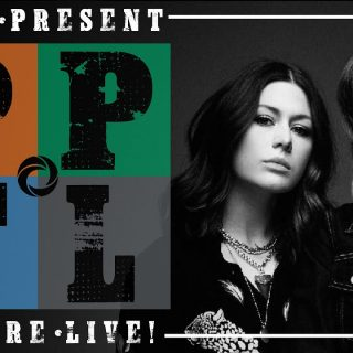 Larkin Poe: Past, Present, Future, Live!