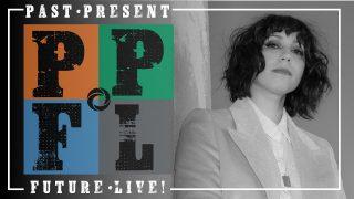 Jessica Dobson: Past, Present, Future, Live!
