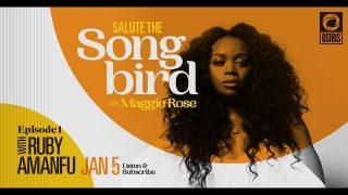 Salute the Songbird: Ruby Amanfu