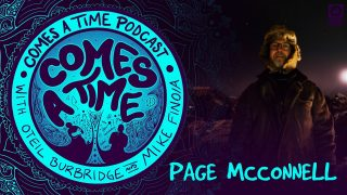 Comes A Time: Page McConnell