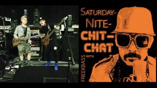 Mike Gordon Interview (SATURDAY-NITE-ChitChat with FREEKBASS)