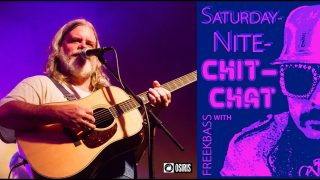 Vince Herman of Leftover Salmon Interview (SATURDAY-NITE-ChitChat with FREEKBASS)