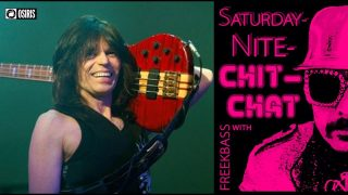 Rudy Sarzo Interview (SATURDAY-NITE-ChitChat with FREEKBASS)