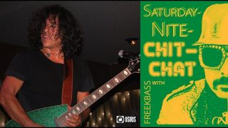 Stevie Salas Interview (SATURDAY-NITE-ChitChat with FREEKBASS)