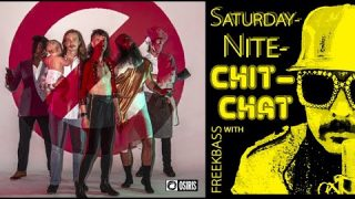 Foxy Shazam Interview (SATURDAY-NITE-ChitChat with FREEKBASS)