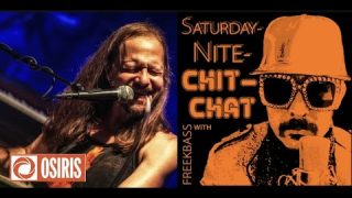 Interview with Joey Porter from The Motet (SATURDAY-NITE-ChitChat with FREEKBASS).