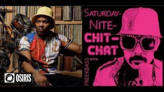 Interview with Jack White drummer, Daru Jones (SATURDAY-NITE-ChitChat with FREEKBASS)